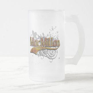 MacMillan Tartan Grunge Coffee Mugs
