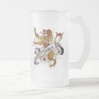 MacMillan Tartan Lion Mug