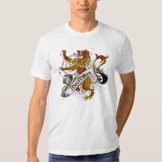 MacMillan Tartan Lion Tshirt