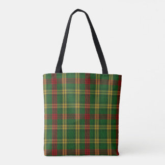 MacMillan Tartan Plaid Monogrammed Body Bag