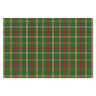 "MacMillan Tartan Plaid Tissue Paper 10"" X 15"" Tissue Paper"