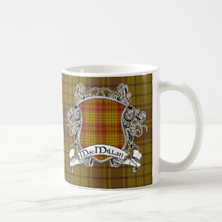 MacMillan Tartan Shield Coffee Mugs