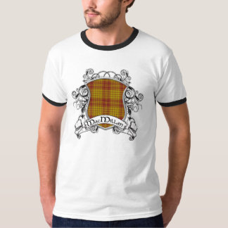 MacMillan Tartan Shield Tshirts