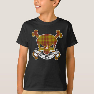 MacMillan Tartan Skull T-Shirt