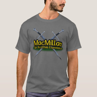 MacMillan The Scottish Experience Clan T-Shirt