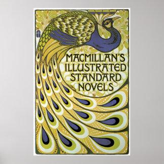 MacMillan's Peacock Edition Poster