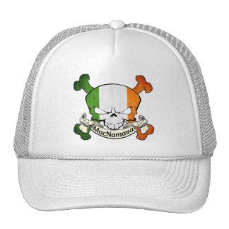 MacNamara Irish Skull Cap