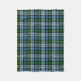 MacNeil Clan Tartan Plaid Fleece Blanket