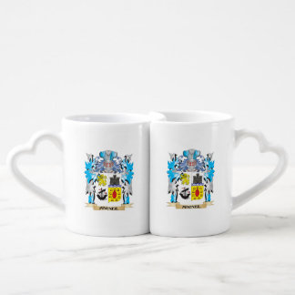 Macneil Coat of Arms - Family Crest Couples Mug