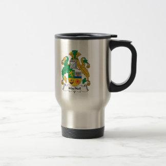 MacNeil Family Crest Coffee Mug