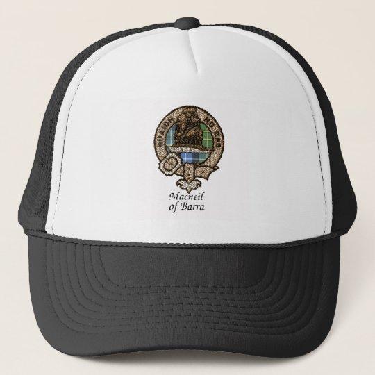 Macneil Of Barra Clan Crest Cap