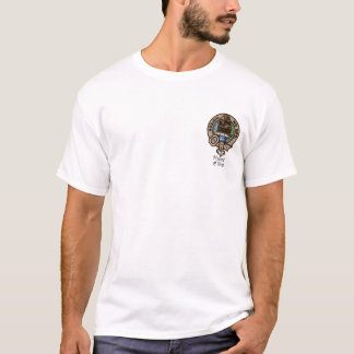 Macneil Of Barra Clan Crest T-Shirt