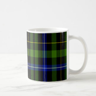 Macneil Scottish Tartan Basic White Mug