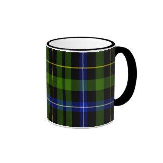 Macneil Scottish Tartan Ringer Mug