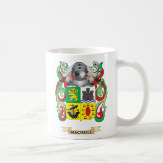 MacNeill Coat of Arms (Family Crest) Coffee Mugs