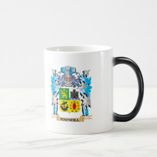 Macneill Coat of Arms - Family Crest Mugs