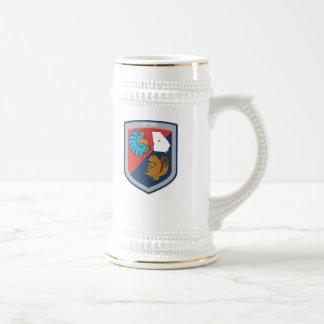 Macon Love Stien Coffee Mug