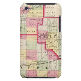 Macon, Moultrie, Shelby counties iPod Touch Covers
