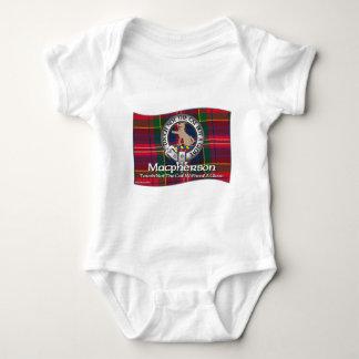 Macpherson Clan Baby Bodysuit