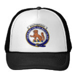 MacPherson Clan Badge Mesh Hats
