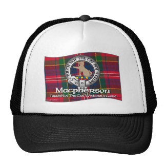 Macpherson Clan Cap