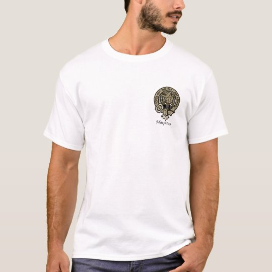 Macpherson Clan Crest T-Shirt