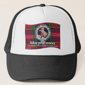 Macpherson Clan Trucker Hat