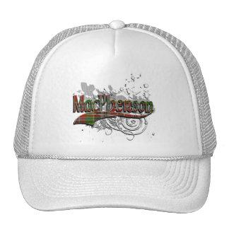 MacPherson Tartan Grunge Hat