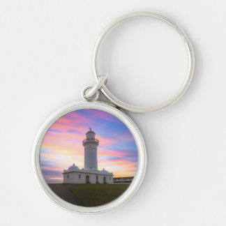 Macquarie Lighthouse | Sydney, Australia Key Ring