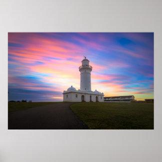 Macquarie Lighthouse | Sydney, Australia Poster