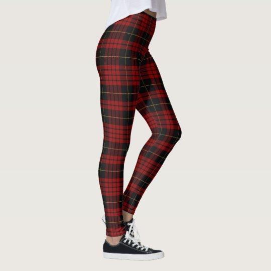 MacQueen Tartan Plaid Leggings