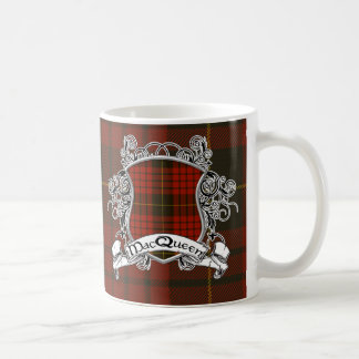 MacQueen Tartan Shield Coffee Mug