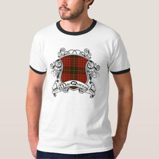 MacQueen Tartan Shield T-Shirt