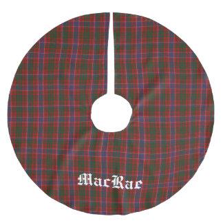 MacRae Tartan Plaid Tree Skirt