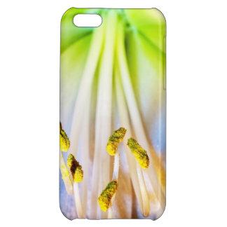 Macro Amaryllis Flower Photo iPhone 5C Case
