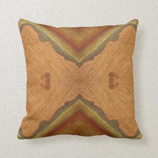 Macro Copper Patina 06753 Cushion