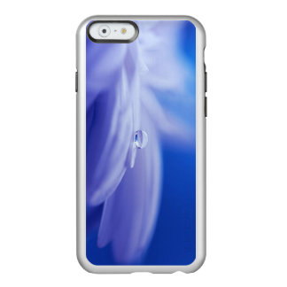 Macro Drop of Water on Blue Flower Photo Incipio Feather® Shine iPhone 6 Case