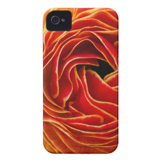 Macro flower abstract at Flower Fields Case-Mate iPhone 4 Cases