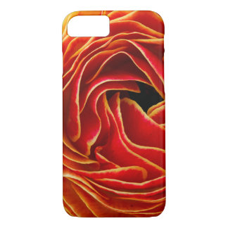 Macro flower abstract at Flower Fields iPhone 7 Case