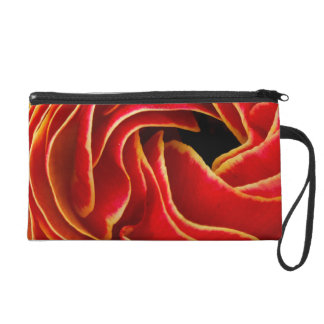 Macro flower abstract at Flower Fields Wristlet