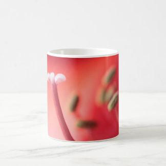 Macro Flower Stem Coffee Mug