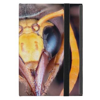 Macro Hornet Insect Covers For iPad Mini