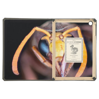Macro Hornet Insect iPad Air Covers