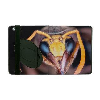 Macro Hornet Insect iPad Case