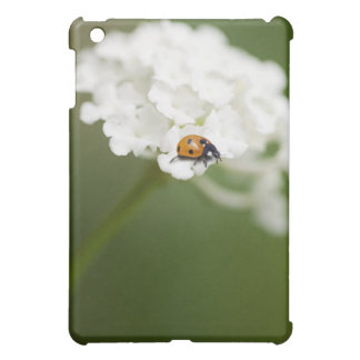 Macro image of a Ladybird on a wild flower iPad Mini Case