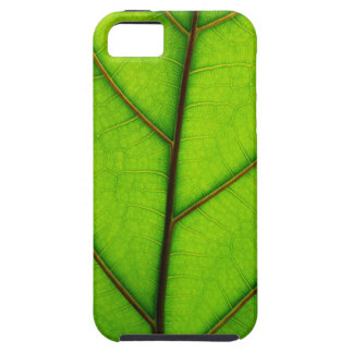 Macro Leaf iPhone 5 case