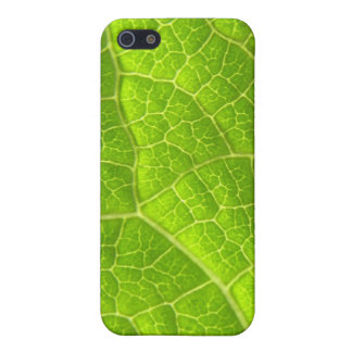 Macro leaf case for iPhone 5