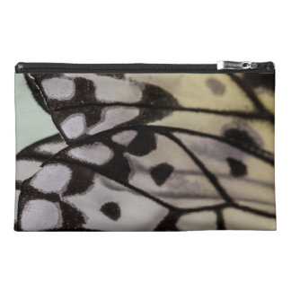 Macro Nymph Butterfly Wing Travel Accessory Bags