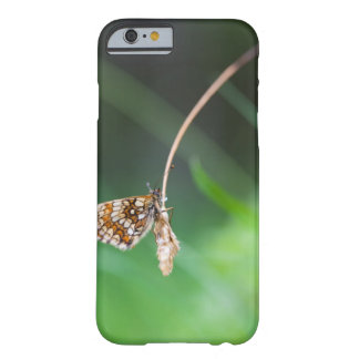 Macro of a butterfly- Boloria euphrosyne on Barely There iPhone 6 Case