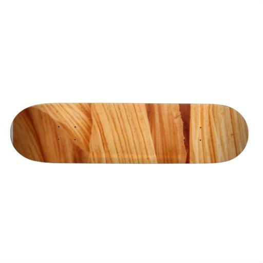 Macro Photo Of Indian Corn Leaves Skateboards